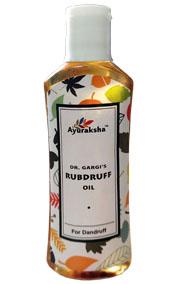 RubDruff Hair Oil